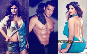 """""""If It Wasn't For Salman Khan, I Wouldn't Have Been A Part Of Bollywood,"""" Says Zareen Khan"""