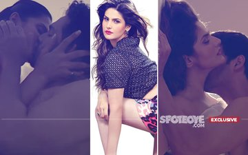 ZAREEN KHAN EXPLODES: EXPOSED, KISSED, Nearly MOLESTED & Aksar 2 Makers Were Busy DRINKING BEER!
