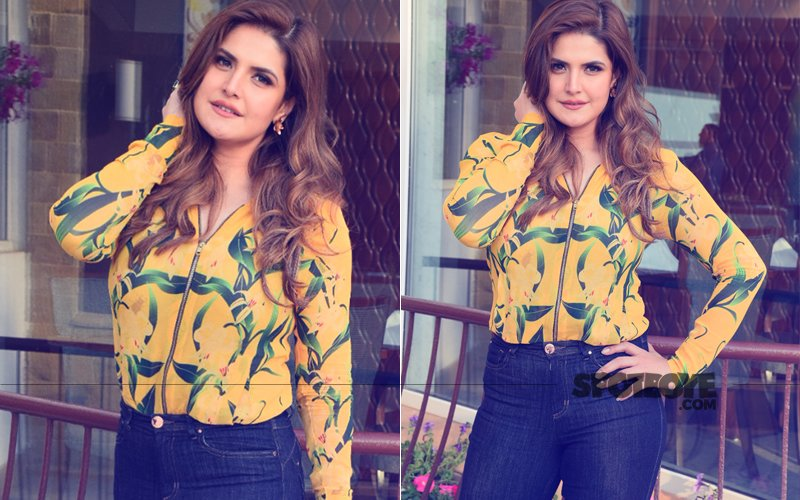 Back In The News After Controversial Film Aksar 2, Here Are 7 UNMISSABLE Pics Of Zareen Khan