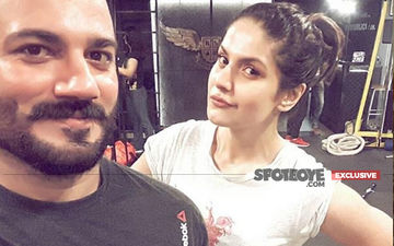 Zareen Khan's Love Life Busted, Actress Dating Her Fitness Coach Abbas Ali- EXCLUSIVE