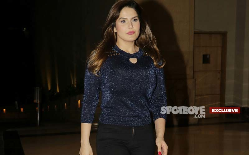 Zareen Khan On Her Grandfather Passing Away: 'I Am Happy I Could Show My Last Work In His Lifetime To Him'- EXCLUSIVE