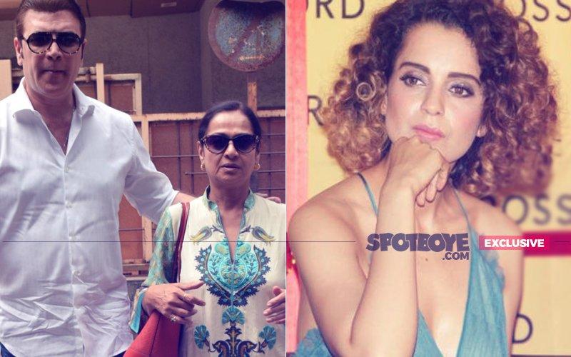 Aditya Pancholi & Zarina Wahab Reach Court To File A Case Against Kangana Ranaut
