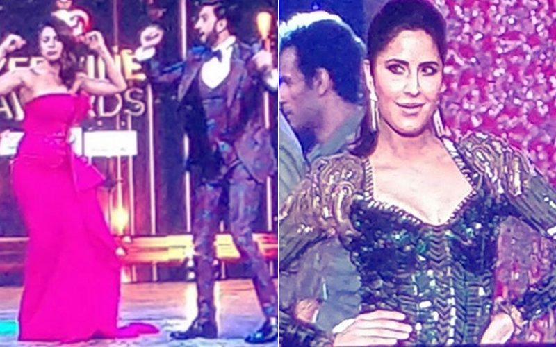 Inside VIDEOS & PICS, Zee Cine Awards, 2018: Priyanka, Ranveer & Katrina Set The Stage On FIRE!