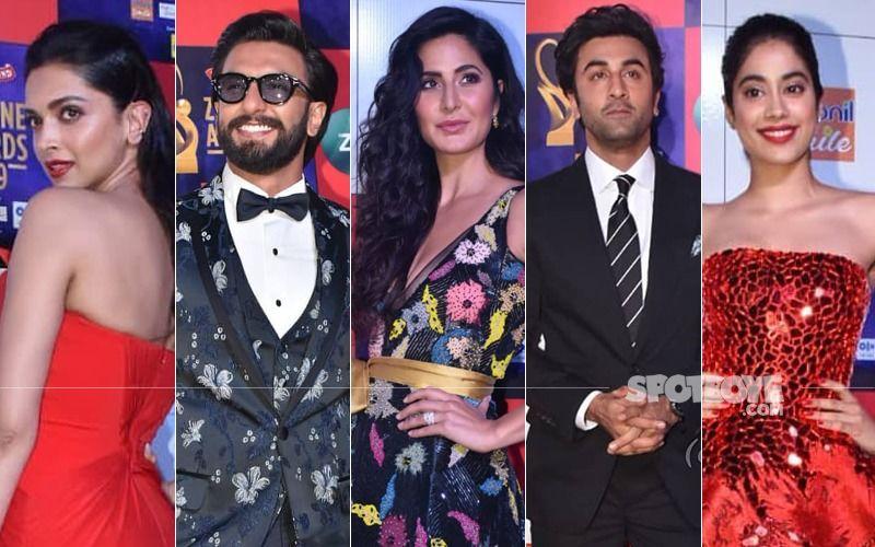 Zee Cine Awards 2019 Winners List: Deepika Padukone, Ranveer Singh, Katrina Kaif, Ranbir Kapoor, Janhvi Kapoor Take Trophy Home!