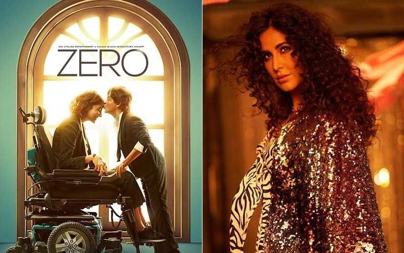 Zero Box Office Collection Day 4 Shah Rukh Khan Katrina Kaif And