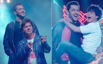 ईद के पहले रिलीज़ हुआ 'जीरो' का ख़ास टीज़र, शाहरुख़ खान और सलमान साथ आए नज़र