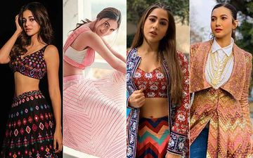 Sara Ali Khan, Ananya Panday, Vaani Kapoor, Gauahar Khan Prove Zig-Zag Prints Are The New Cool - Who Looked The HOTTEST?
