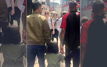 Hardik Pandya Misses Ziva And MS Dhoni; Posts A Cute Throwback Picture On Social Media