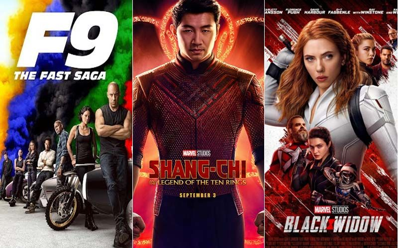 Friday Fury: F9: The Fast Saga, Shang-Chi and the Legend of the Ten Rings and Black Widow