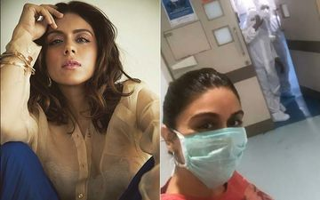 Karim Morani's Daughter Zoa Morani Discharged After COVID-19 Treatment; Announces It With A Selfie From The Hospital