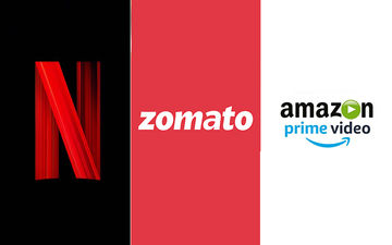 Food App Zomato Launches New Streaming Platform With Original Content Competing With Netflix And Amazon Prime