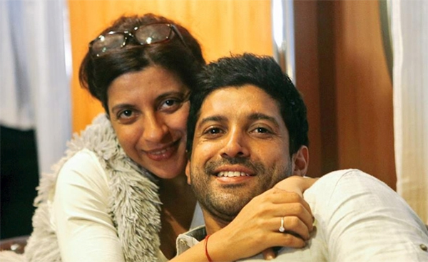 zoya akhtar and farhan akhtar