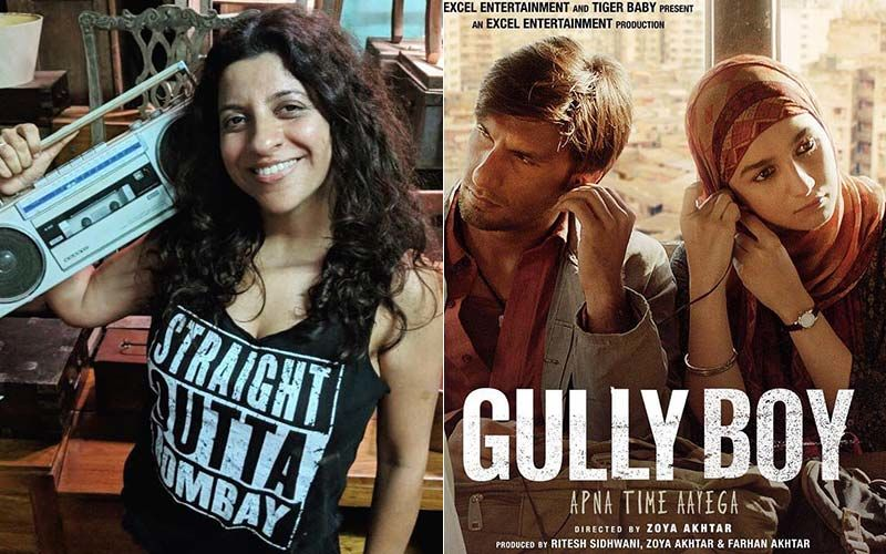 Zoya Akhtar's Gully Boy Honoured With The Best Asian Film Of The Year  At BIFAN