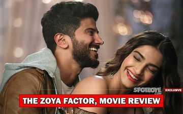 The Zoya Factor, Movie Review: Sonam Kapoor Deserved A Better Deal, Ya