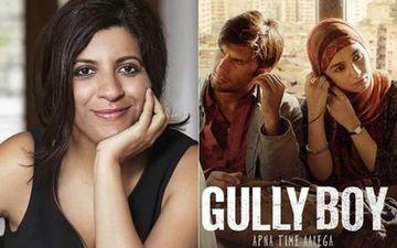Zoya Akhtar Is Ecstatic As Ranveer Singh-Alia Bhatt Starrer Gully Boy Wins Best Original Score At Asian Film Awards