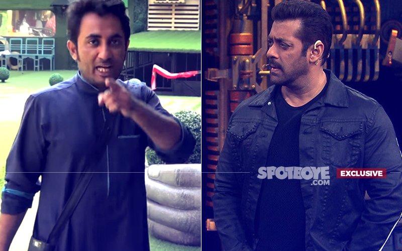 Bigg Boss 11's Zubair Khan Files POLICE COMPLAINT Against Salman Khan