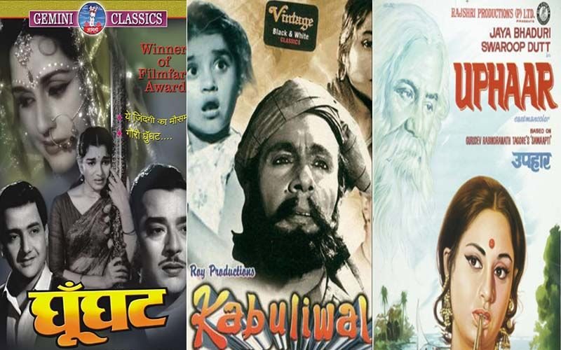 Rabindranath Tagore's Birth Anniversary: 5 Hindi Films Adapted From The Legendary Writer's Work